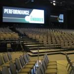 grandstand seating rental